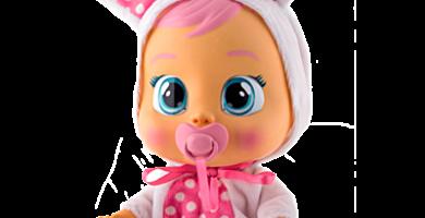 Bebes llorones Coney barato Carrefour, Bunny, Conny