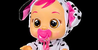 Bebe lloron Dotty y bebes llorones Dotty