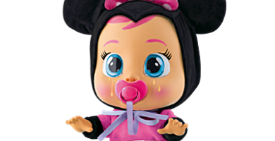 bebe lloron minnie