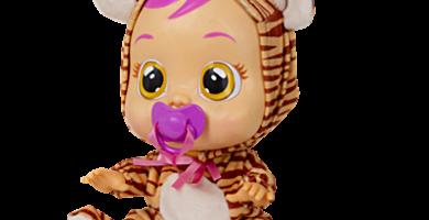 Bebé llorón Nala la tigresa