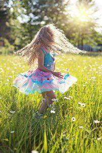 Estimulación temprana bebés bailando