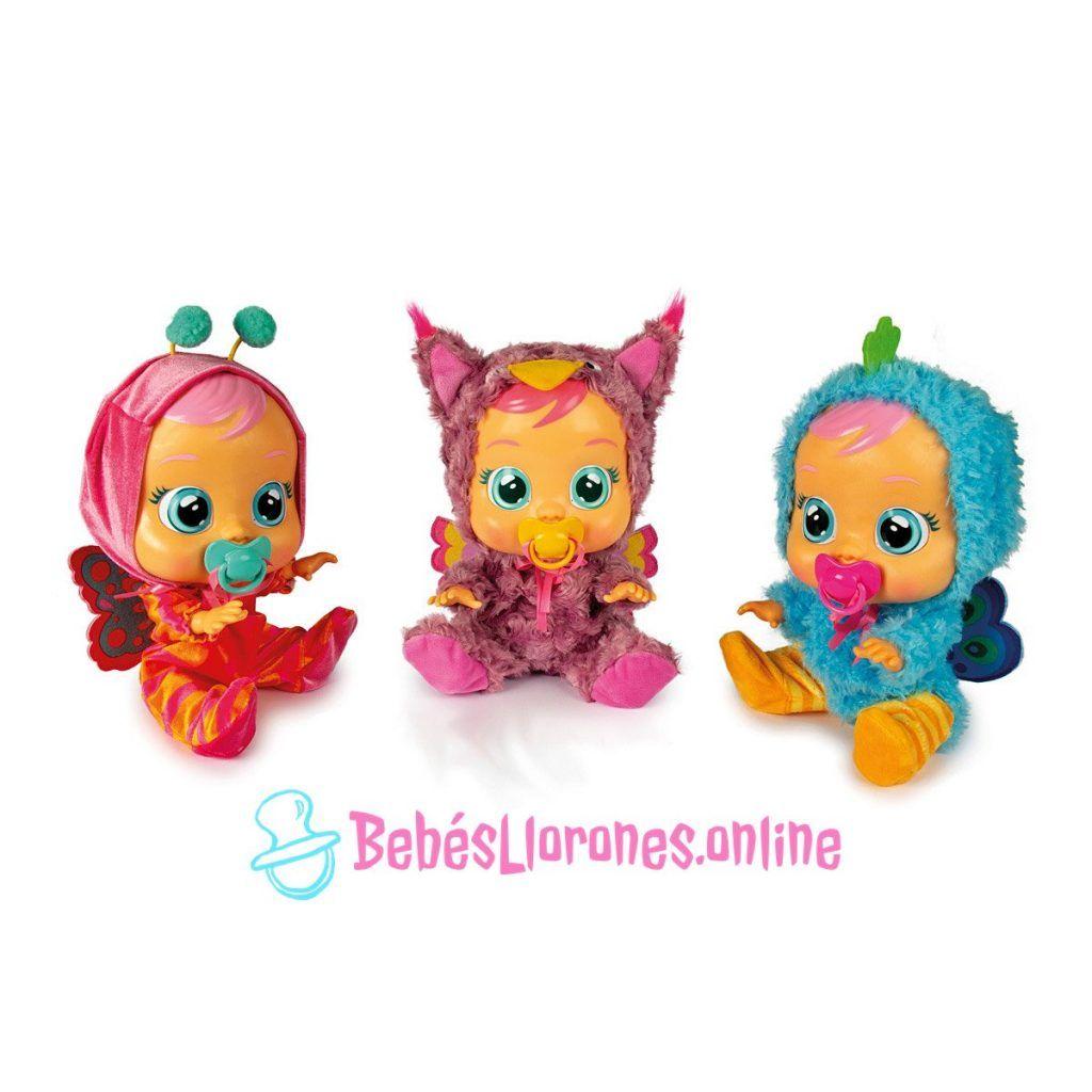 Pijamas bebes llorones, cry babies pajamas